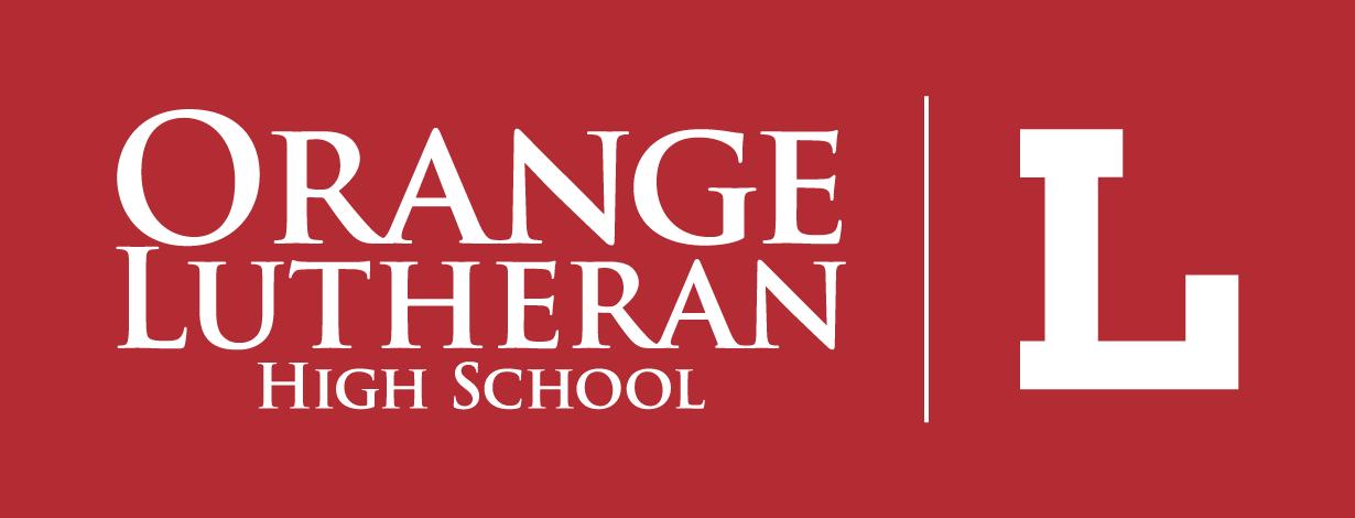 Orange Lutheran High School Logo